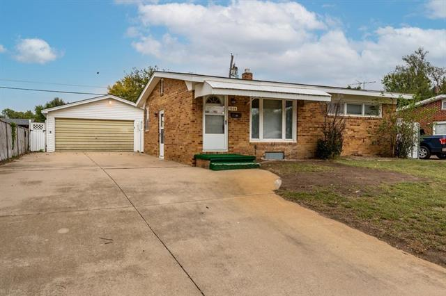 For Sale: 1308 E El Monte St, Wichita KS