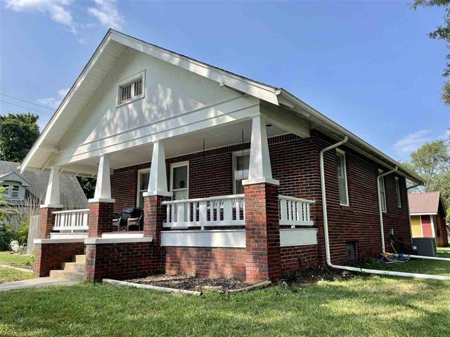 For Sale: 707 S Randall Ave, Moundridge KS