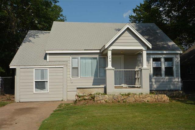 For Sale: 740 S Poplar St, Wichita KS