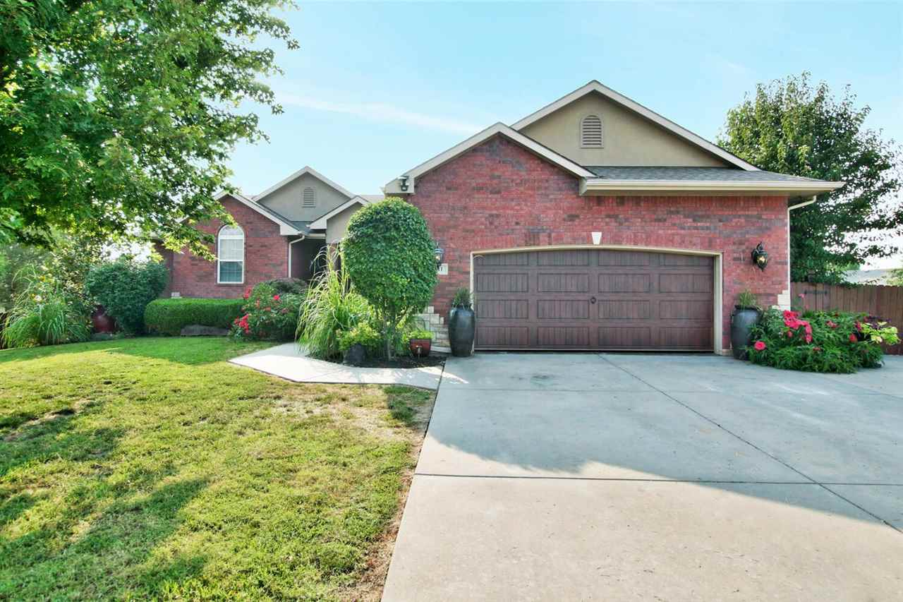 You don't want to miss this! This 5 bedroom, 3 bath, 2 car garage home is OUT OF THIS WORLD! Walk th
