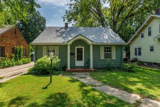 For Sale: 1428 N Woodrow Ave, Wichita KS