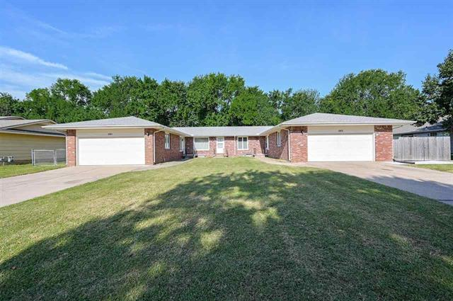 For Sale: 201-203 N Willow Dr, Derby KS