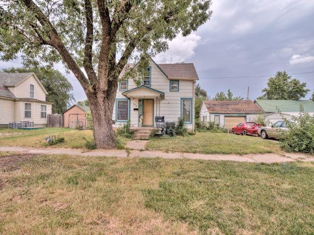 For Sale: 408 W Grand Ave, Hillsboro KS