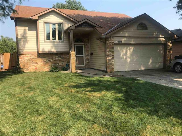 For Sale: 1808 N Woodrow Ct, Wichita KS