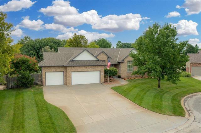 For Sale: 2615 W KEYWEST CT, Wichita KS