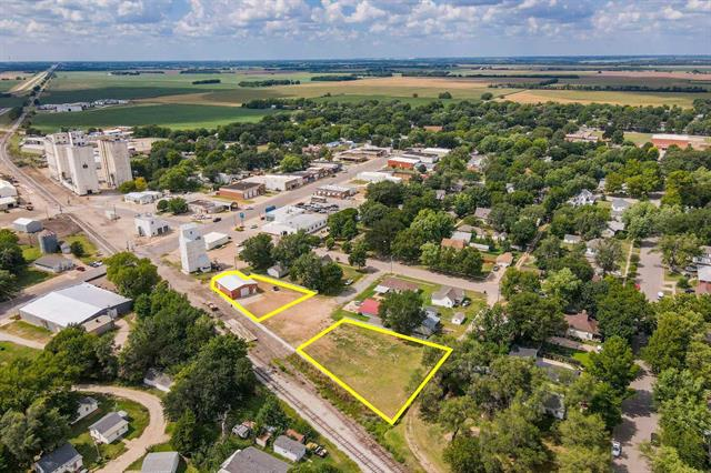 For Sale: 2nd &  S. Sedgwick Ave Lots, Haven KS