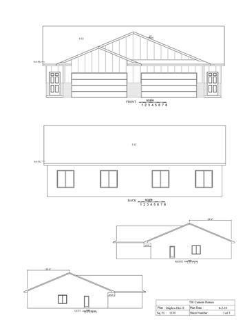For Sale: 1424-1426 N Azena, Andover KS
