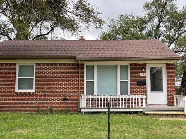 For Sale: 1207 E Del Mar, Wichita KS