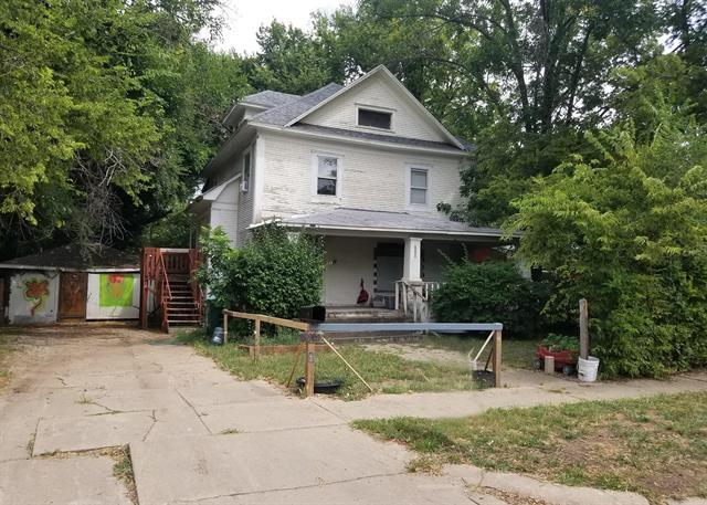For Sale: 1618 N Fairmount Ave, Wichita KS
