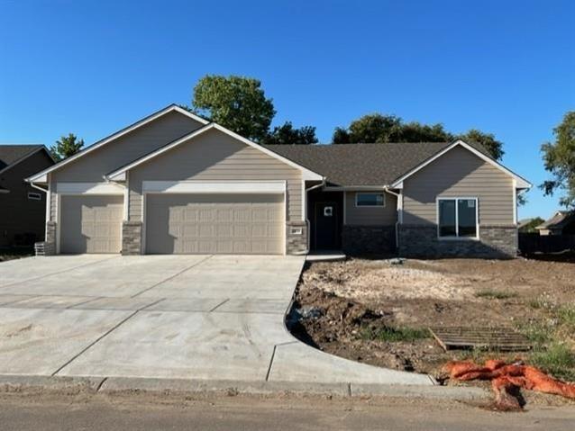 For Sale: 14214 W Ridgepoint St, Wichita KS