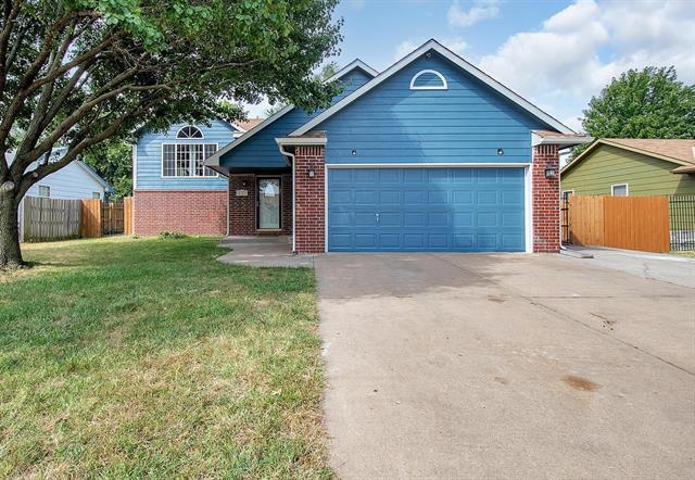 For Sale: 5327 S STONEBOROUGH ST, Wichita KS