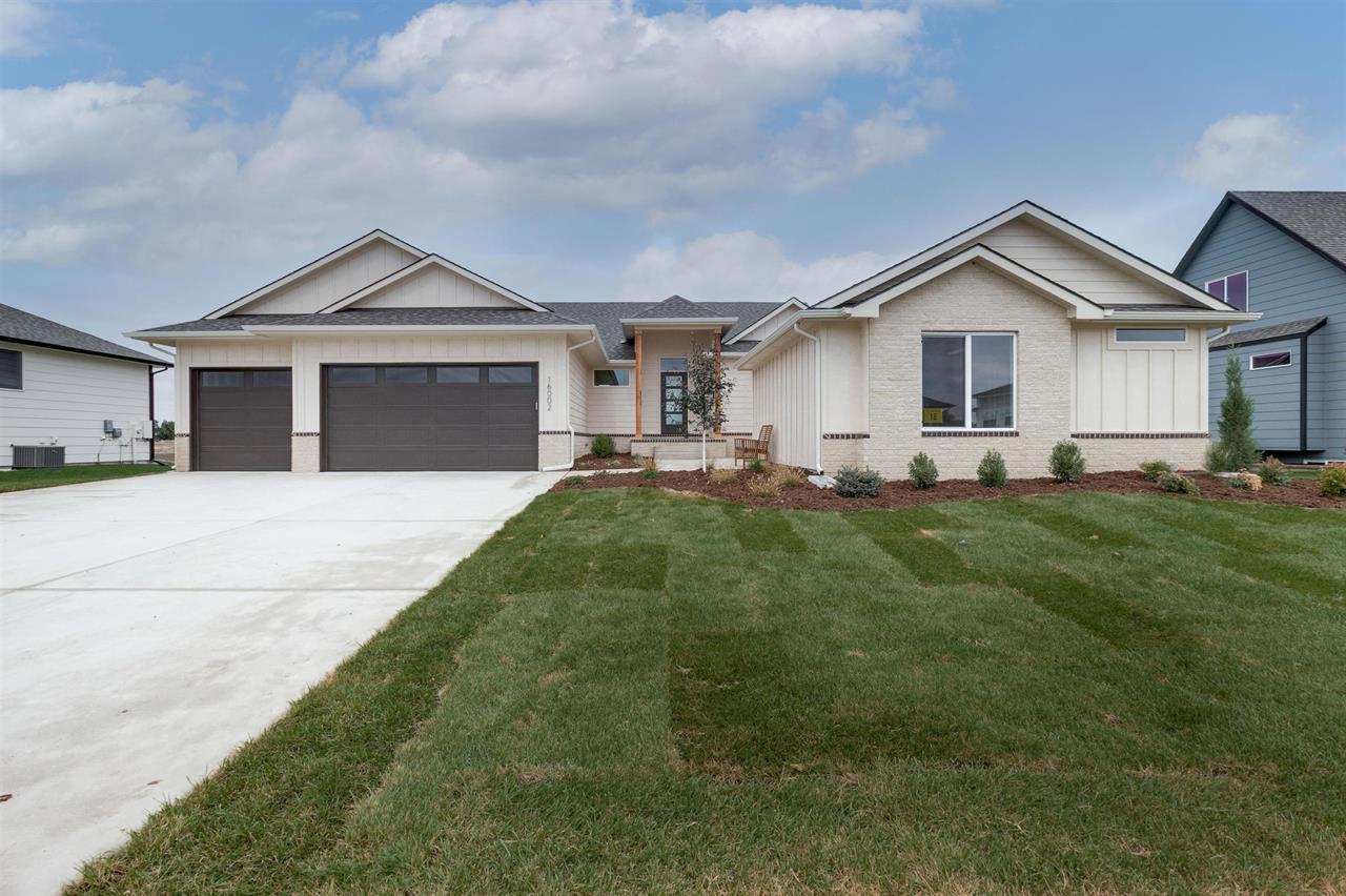 For Sale: 16002 W Sheriac St., Wichita, KS 67052,