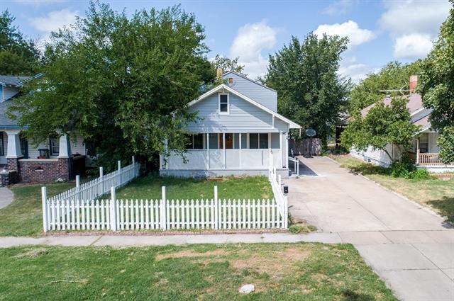 For Sale: 719 S GLENN ST, Wichita KS
