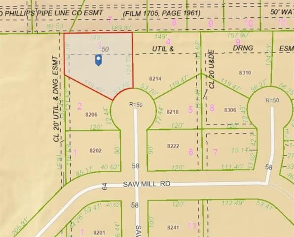 For Sale: 8210 E Saw Mill Ct., Wichita KS