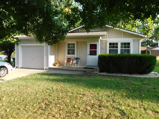 For Sale: 805 E Kelly, Augusta KS