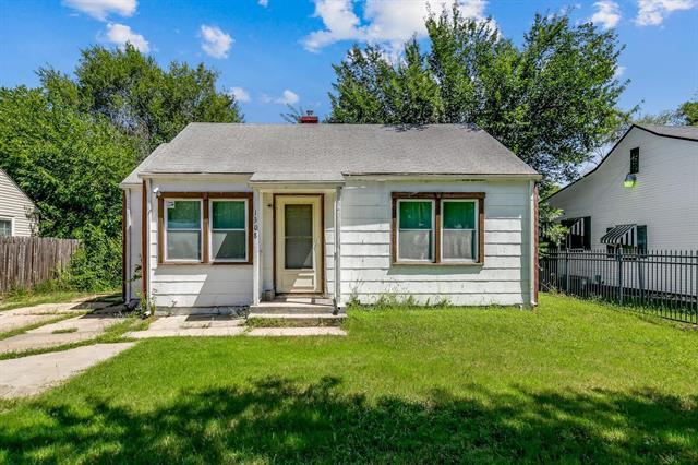 For Sale: 1308 N Dellrose Ave, Wichita KS