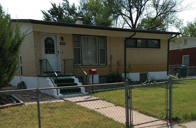 For Sale: 2302 S Glenn St, Wichita KS
