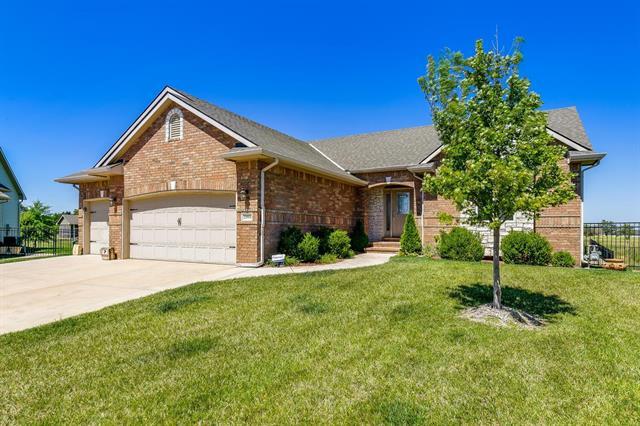 For Sale: 12914 E CHERRY CREEK CT, Wichita KS