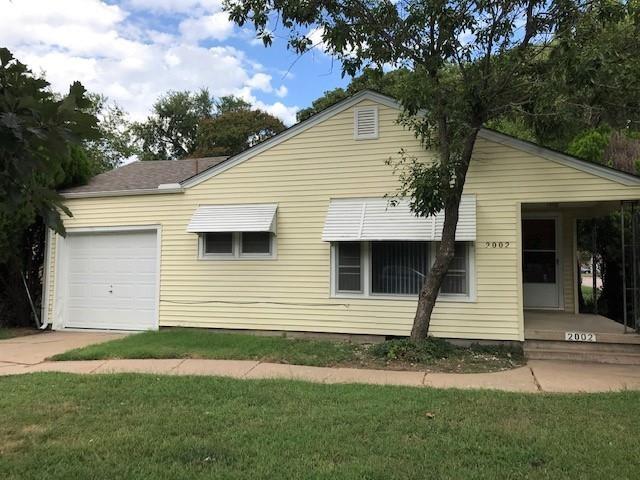 For Sale: 2002 N Salina Ave, Wichita KS