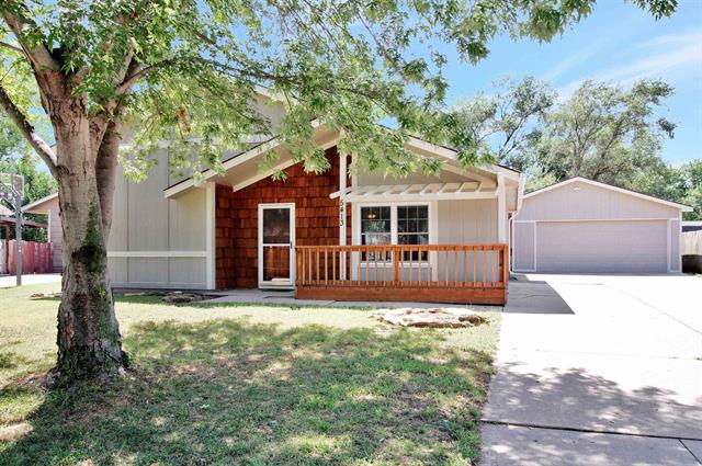 For Sale: 5413 S Osage Ave, Wichita KS