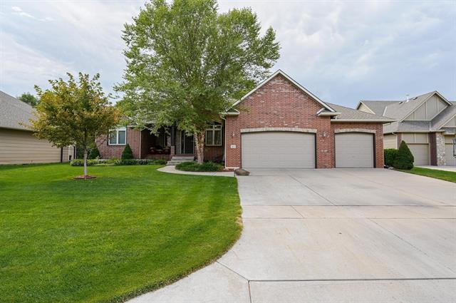 For Sale: 3825 N Watercress Ct, Maize KS