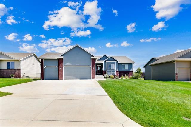 For Sale: 12333 E ZIMMERLY CT, Wichita KS