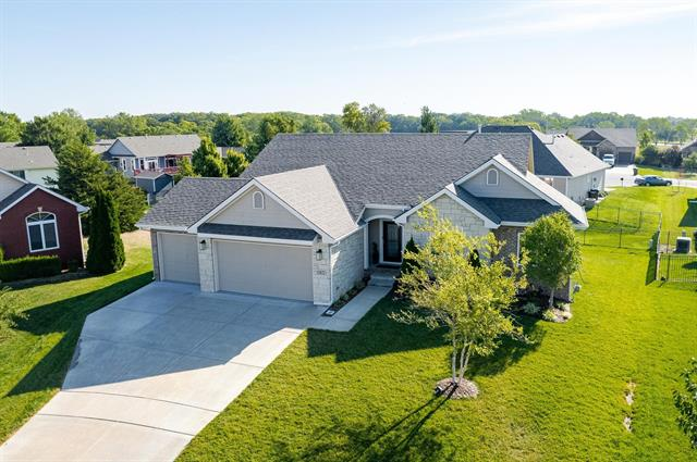 For Sale: 15822 E ROSEWOOD CT, Wichita KS