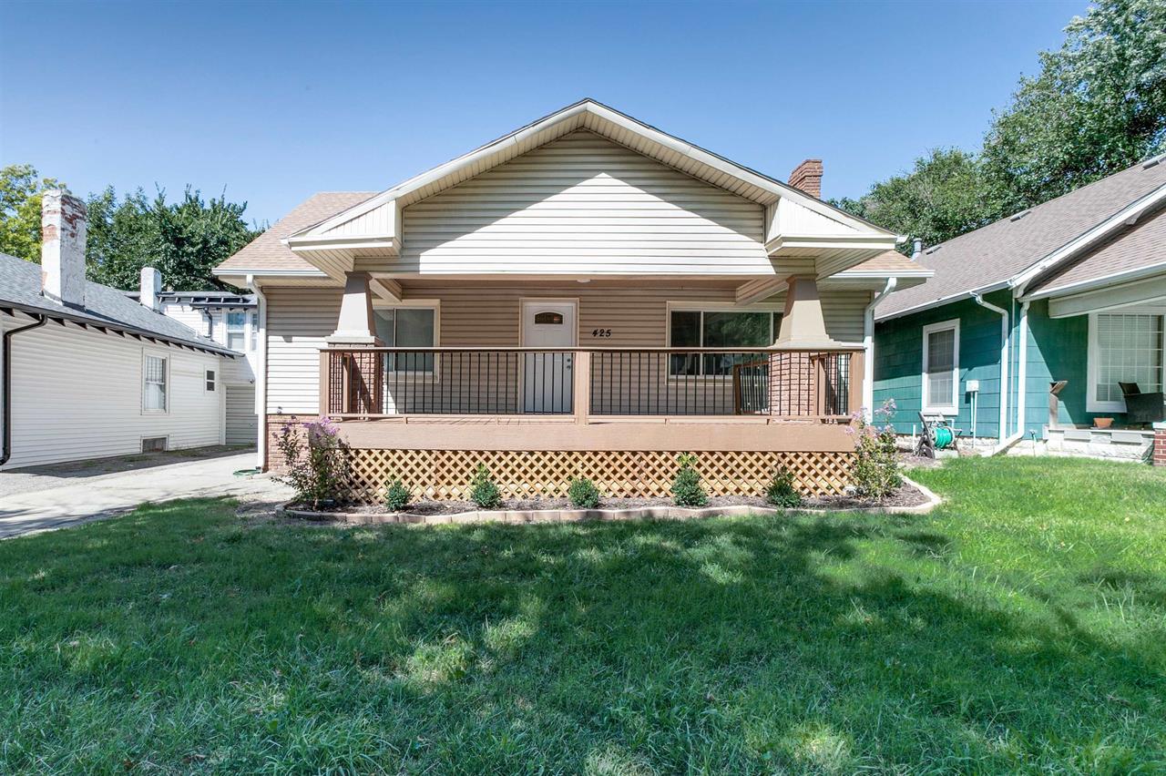 For Sale: 425 S Clifton Ave, Wichita KS