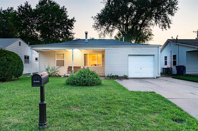 For Sale: 2563 N BURNS AVE, Wichita KS
