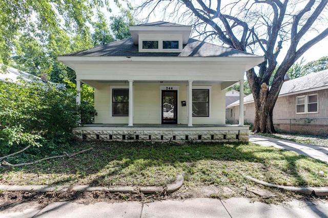 For Sale: 244 N Estelle Ave, Wichita KS