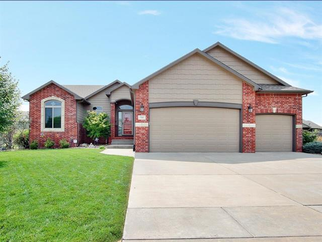 For Sale: 711 S Spring Hollow Dr, Wichita KS