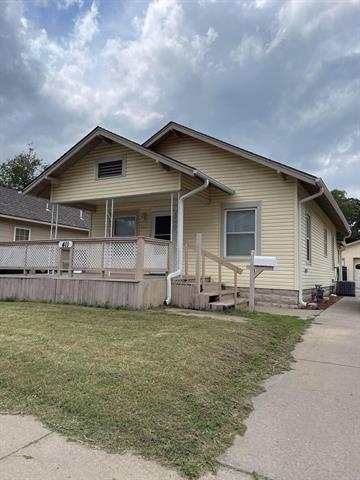 For Sale: 411 N MERIDIAN AVE, Wichita KS