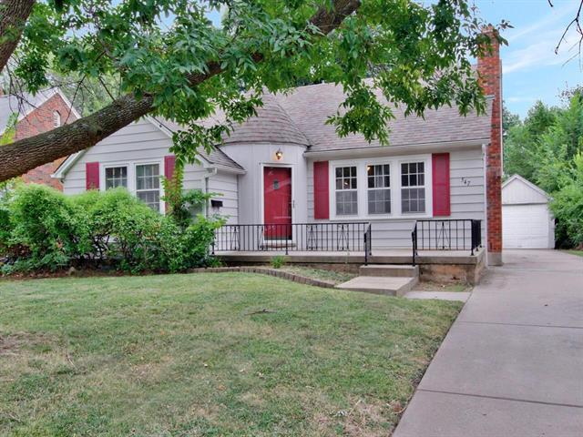 For Sale: 547 S Broadview Ave, Wichita KS