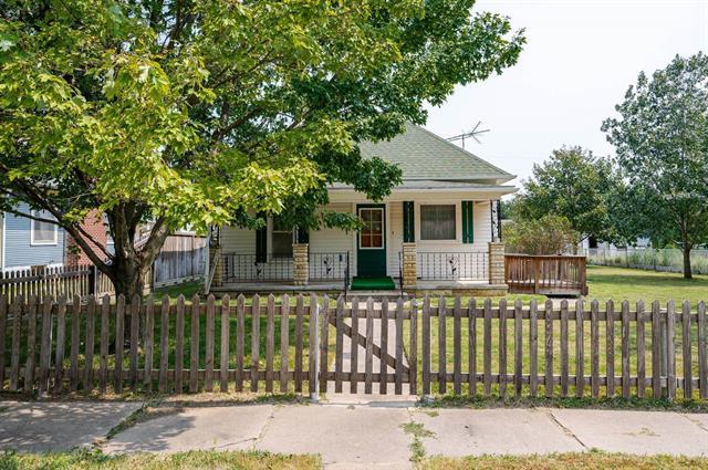 For Sale: 312 N Randall, Potwin KS