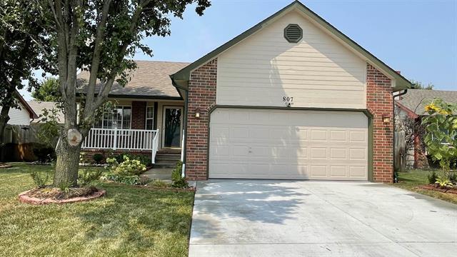 For Sale: 807 S Todd Cir, Wichita KS