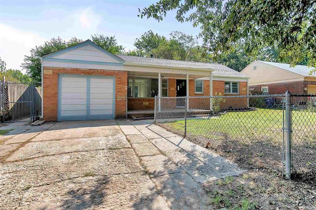 For Sale: 2820 S Mosley, Wichita KS