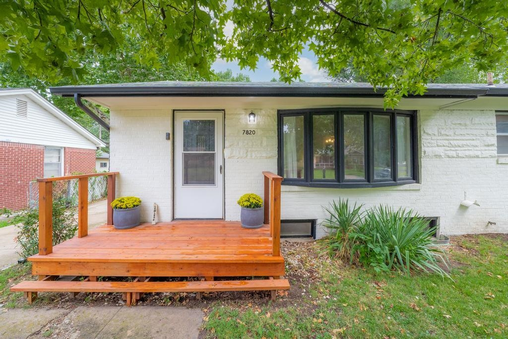 Well-maintained and updated East-side home, conveniently located near Rock and Kellogg. You're sure