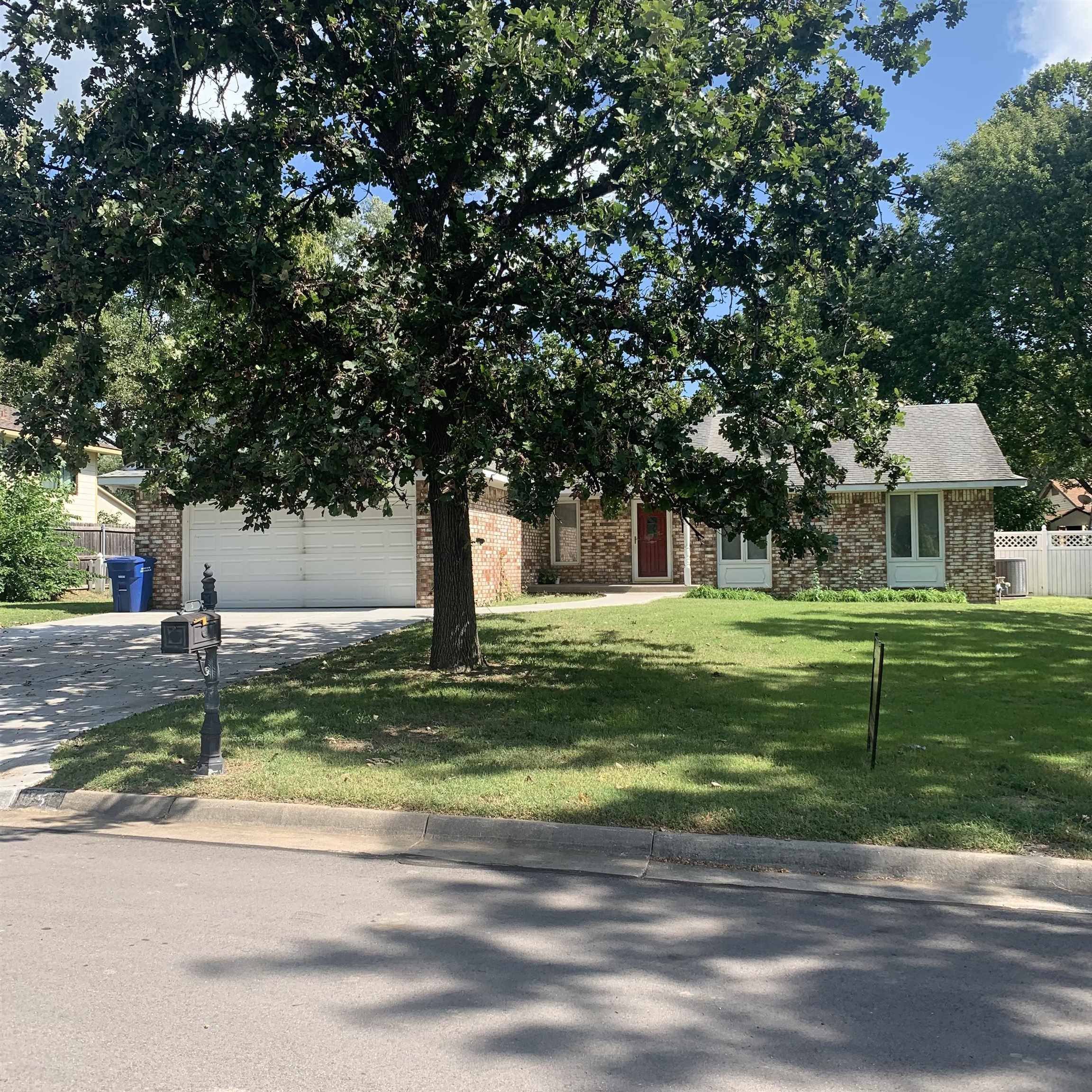 This terrific one-owner home is located near Augusta's City Lake, complete with fishing docks and wa