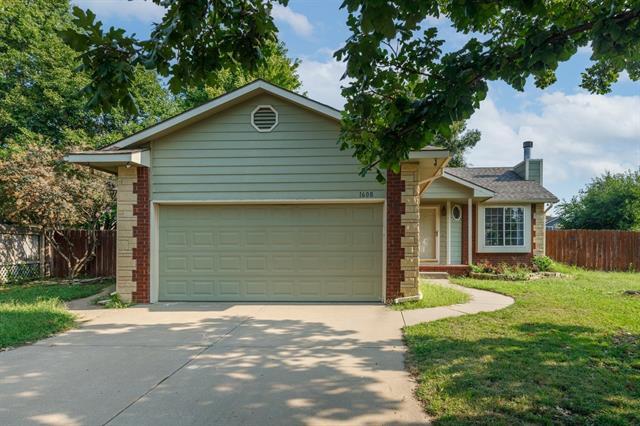 For Sale: 1608 N Robin Cir, Wichita KS