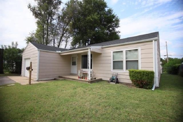For Sale: 320 W 34th St S, Wichita KS