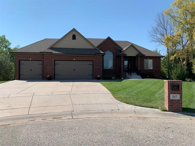 For Sale: 217 N Gateway Ct, Wichita KS