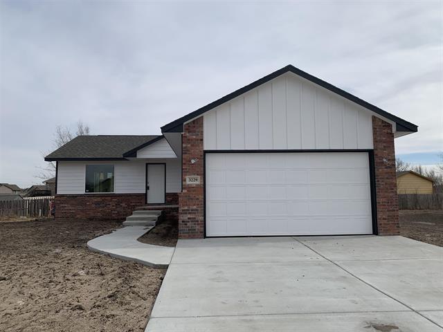 For Sale: 3229 E Shoffner Ct, Wichita KS
