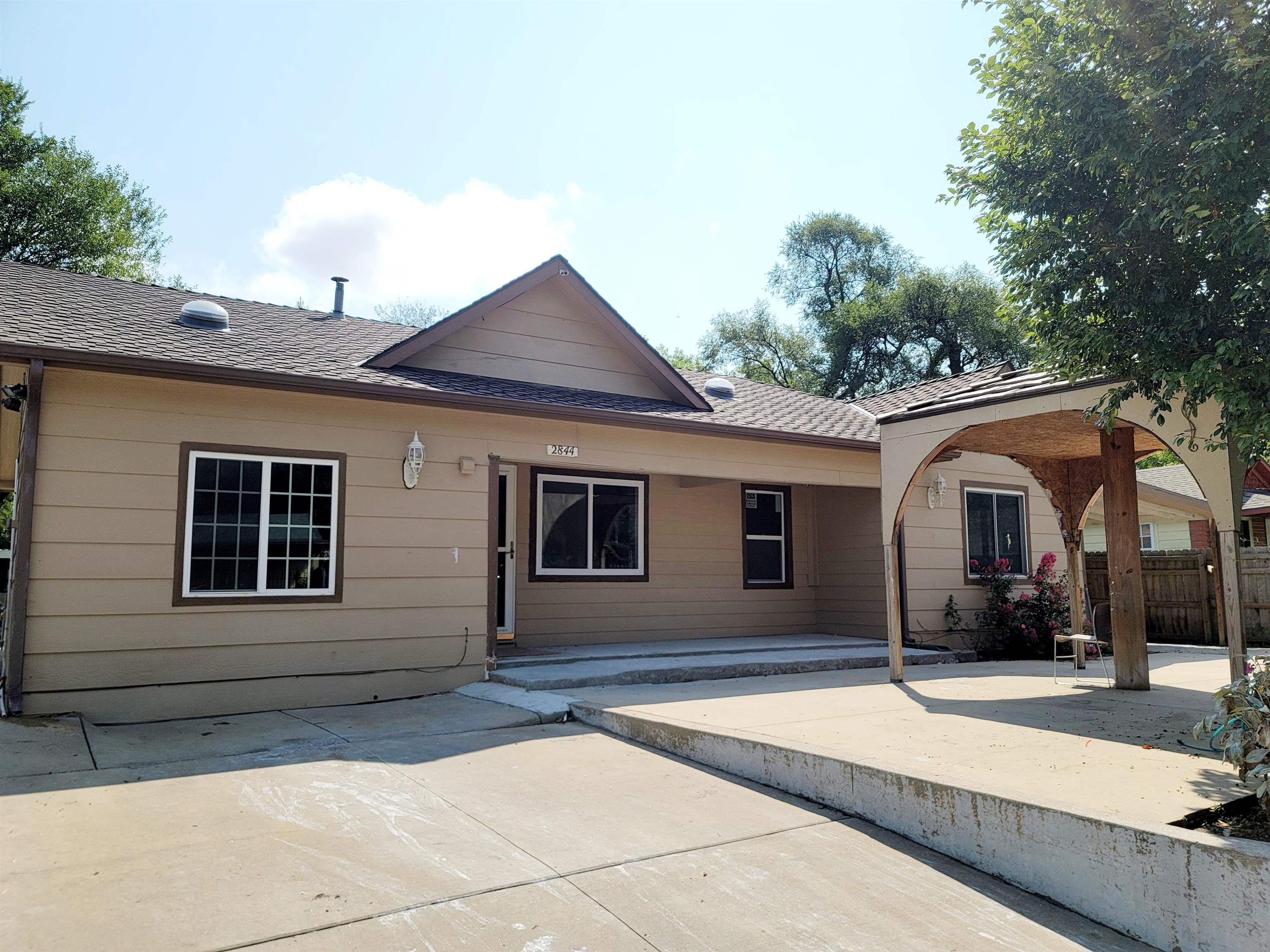Welcome home! This is a must see spacious 3 bedroom 2 bath home. If you are looking for space and ch