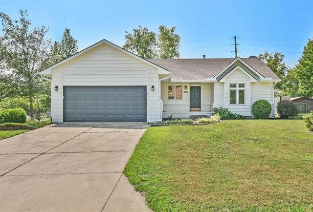 For Sale: 225 E TALL TREE RD, Derby KS