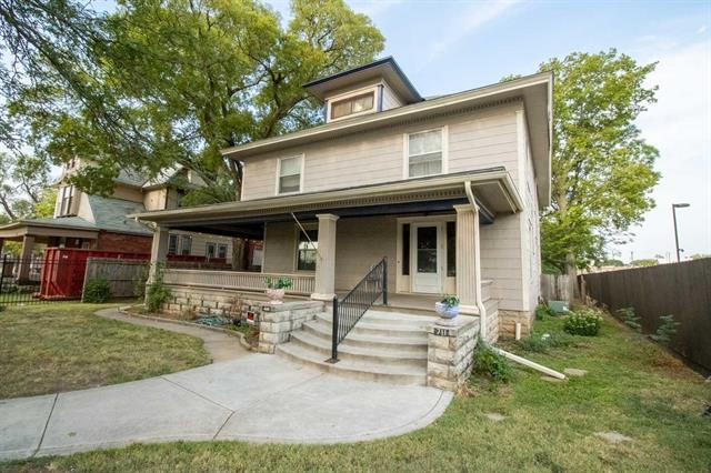 For Sale: 711 N TOPEKA ST, Wichita KS