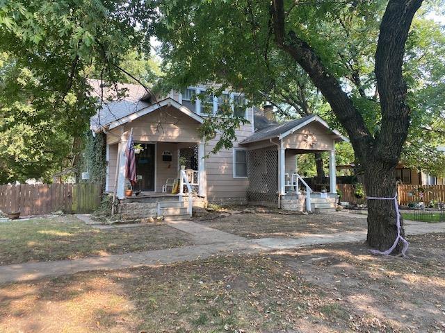 For Sale: 1132-1134 N LEWELLEN ST, Wichita KS