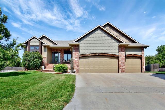 For Sale: 1222 N NORTH SHORE CT, Wichita KS