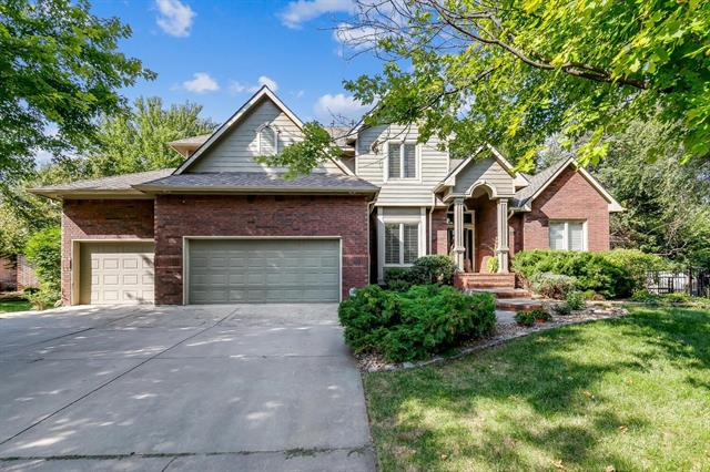 For Sale: 2925 N WILD ROSE CT, Wichita KS