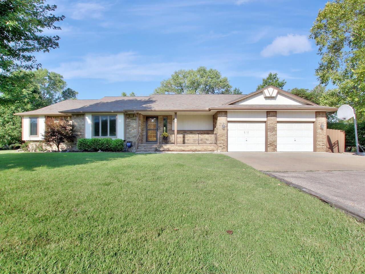 Here is your opportunity to own this one owner home on the Augusta City Lake. This fabulous home was