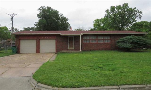 For Sale: 1824 W 23rd St N, Wichita KS